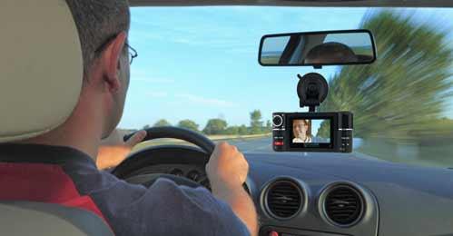 Korting op je autoverzekering premie wanneer de verzekeraar meekijkt