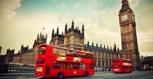 Londen meer vakantie 2015