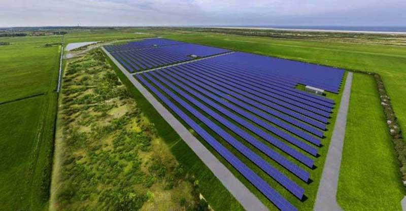 Blog Energie Ameland in bezit van grootste zonnepark van Nederland