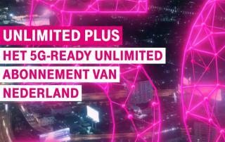 T-Mobile kondigt 5G-ready abonnement aan