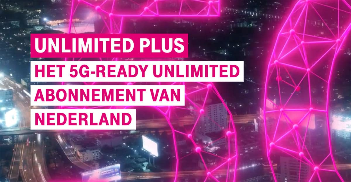 T-Mobile kondigt 5G-ready abonnement aan