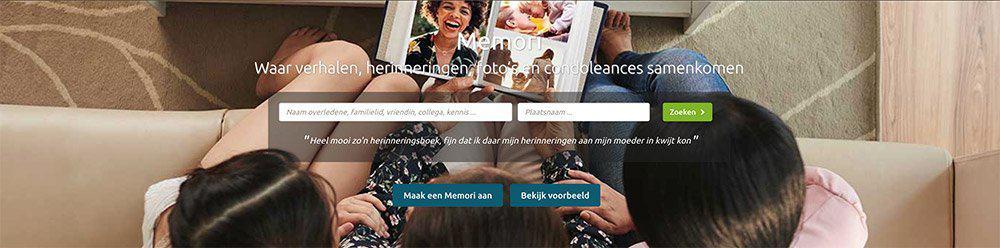 Memori Website