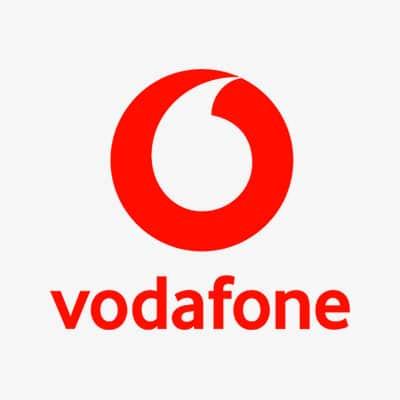 Mobiele provider Vodafone