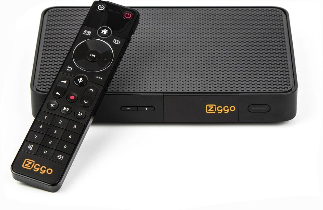 Digitale tv-ontvanger